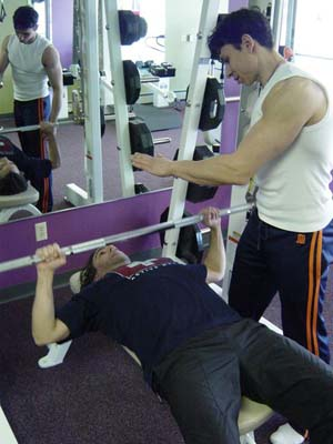 Septi As Personal Trainer